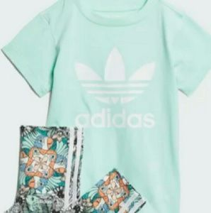 Zoo addidas outfit